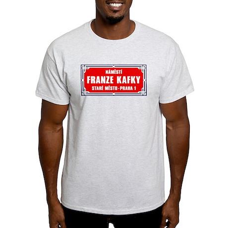 Námestí Franze Kafky, Prague (CZ) Light T-Shirt