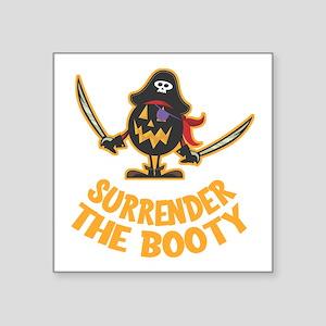 Pirate Halloween Sticker