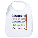 Multilingual Recorder Bib