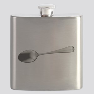 I Sort Spoons - DARK Flask