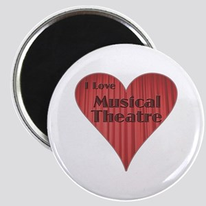 I Love Musical Theatre Magnet