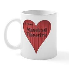 I Love Musical Theatre Mug