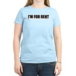 I'm for rent