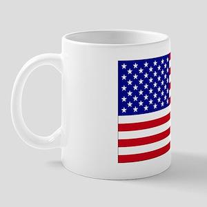 Giant USA Flag Independence Day Mug
