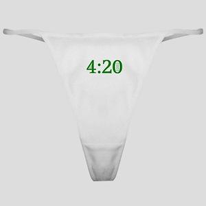 4:20 Classic Thong