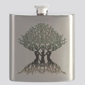 Tree of Life Shower Flask