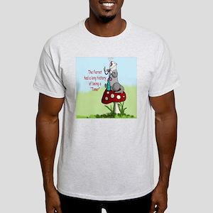 Toned Ferret Light T-Shirt