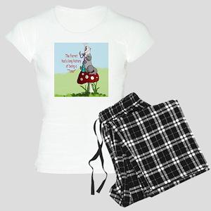 Toned Ferret Women's Light Pajamas