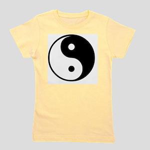 yin yang Girl's Tee