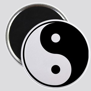 Yin and Yang Magnet