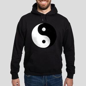 Yin and Yang Hoodie (dark)