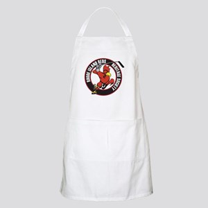 RI Reds Heritage Society Logo Apron