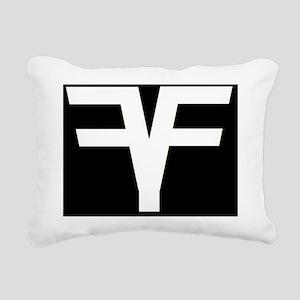 FYF Classic Reverse Rectangular Canvas Pillow