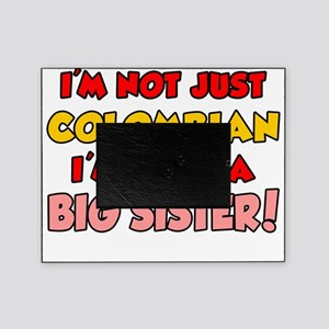 Colombian Big Sister Picture Frame
