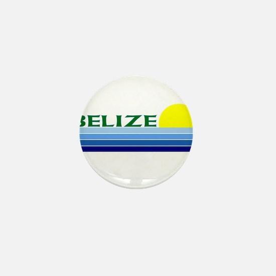 Cute Belize Mini Button