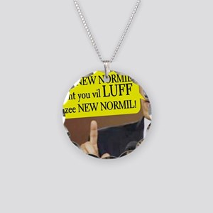 Zee New Normal Necklace Circle Charm