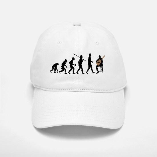 Classical-Guitar2 Baseball Baseball Cap