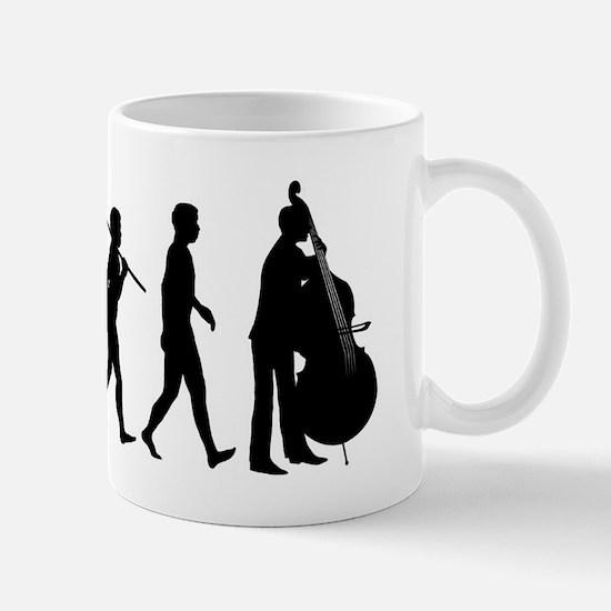 Double-Bass-Player2 Mug