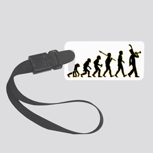 Marching-Band---Trumpet3 Small Luggage Tag
