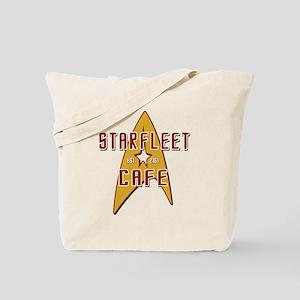 StarFleet Cafe Tote Bag