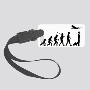 Commercial-Pilot2 Small Luggage Tag
