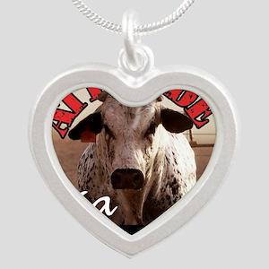 attitude yea i got one Silver Heart Necklace