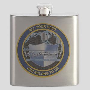 Cyber_Junk seal Flask