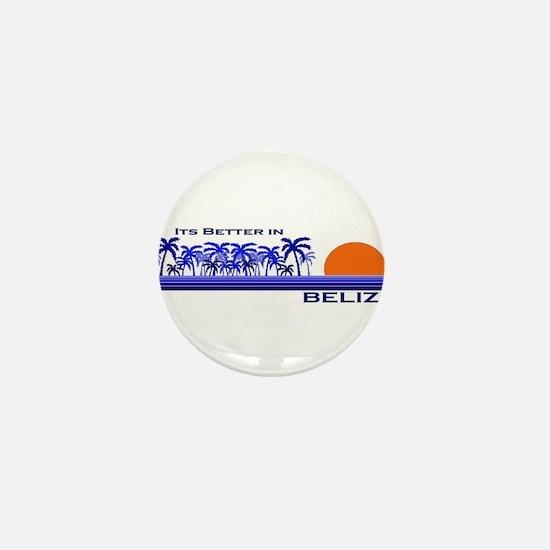 Placencia Mini Button