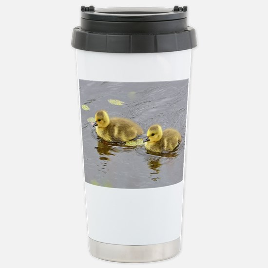 2 goslings Stainless Steel Travel Mug