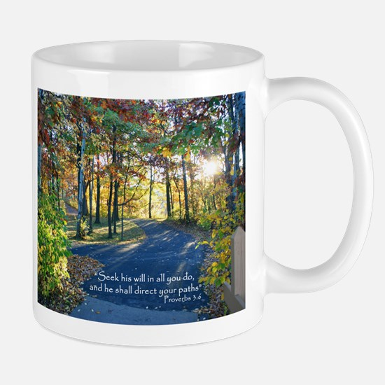 Direct your paths... Mugs