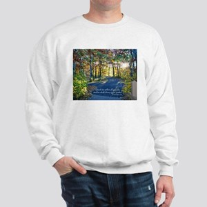 Direct your paths... Sweatshirt