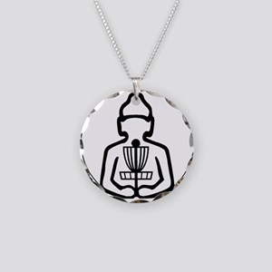 discarma logos png Necklace Circle Charm