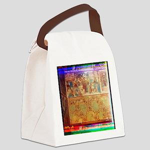 fresco Canvas Lunch Bag