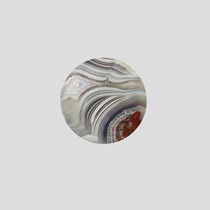agate Mini Button