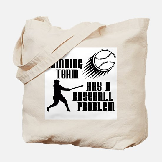 Drinking Team Tote Bag