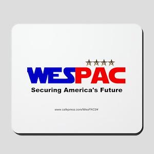 """""""WesPAC """" Mousepad"""