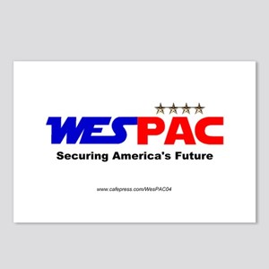"""WesPAC"" Postcards (Package of 8)"