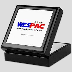 """WesPAC"" Keepsake Box"