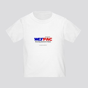 """WesPAC"" Toddler T-Shirt"
