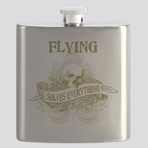 Flying Solves Everything Flask
