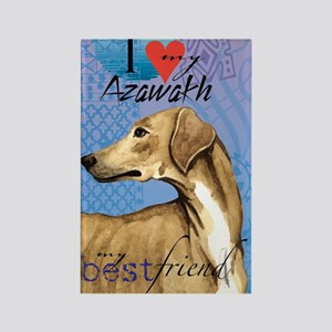 azawakh-card Rectangle Magnet