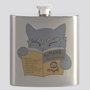 Humans for Dummies Flask