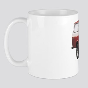 FJ55 transparent 10x10 Mug