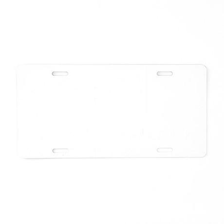 boobsFocus1B Aluminum License Plate