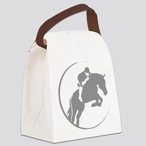 gvHorse051 Canvas Lunch Bag