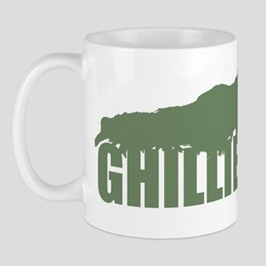 Ghillie up - Green Mug