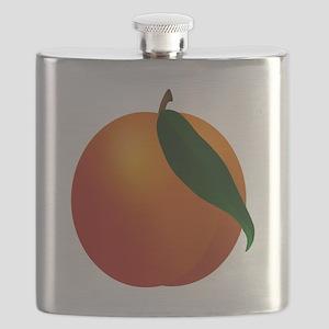 Peach Flask