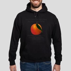 Peach - Fruit of the Spirit Hoodie (dark)