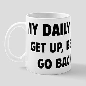 routineDay1A Mug