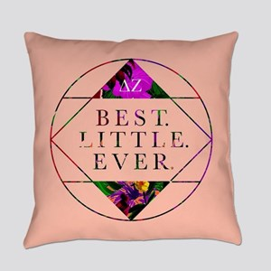 Delta Zeta Best Little Ever Everyday Pillow